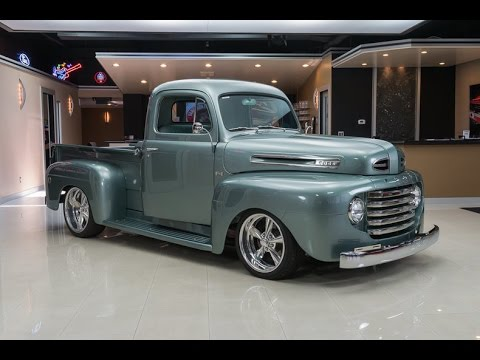 1949 ford f1 pickup for sale youtube. Black Bedroom Furniture Sets. Home Design Ideas