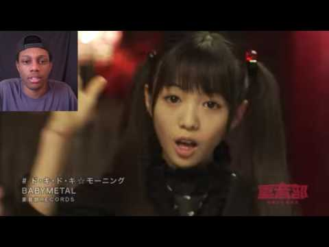 BABYMETAL - Doki Doki☆Morning REACTION!!