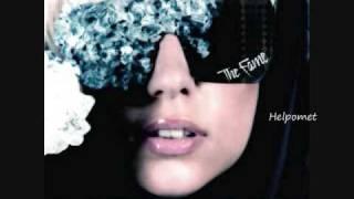 Lady Gaga - Love Game (Disco Stick) ~LYRICS~