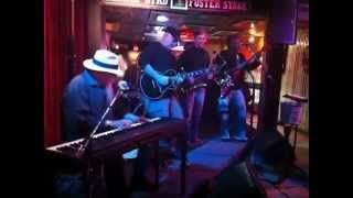 121121 Alley Blues - Doc Williamson Jam#7