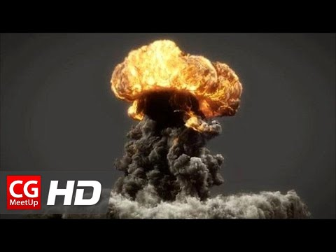CGI 3D Tutorial HD: Create Realistic Explosions in Cinema 4D by Steven Brockman