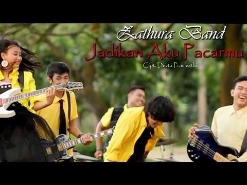 Zathura Band - Jadikan Aku Pacarmu ( Official Lyric Video)