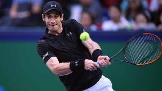 Murray Runs It Down Shanghai 2016 Final