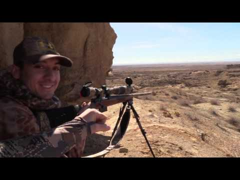 Coyote Hunting New Mexico Episode #7