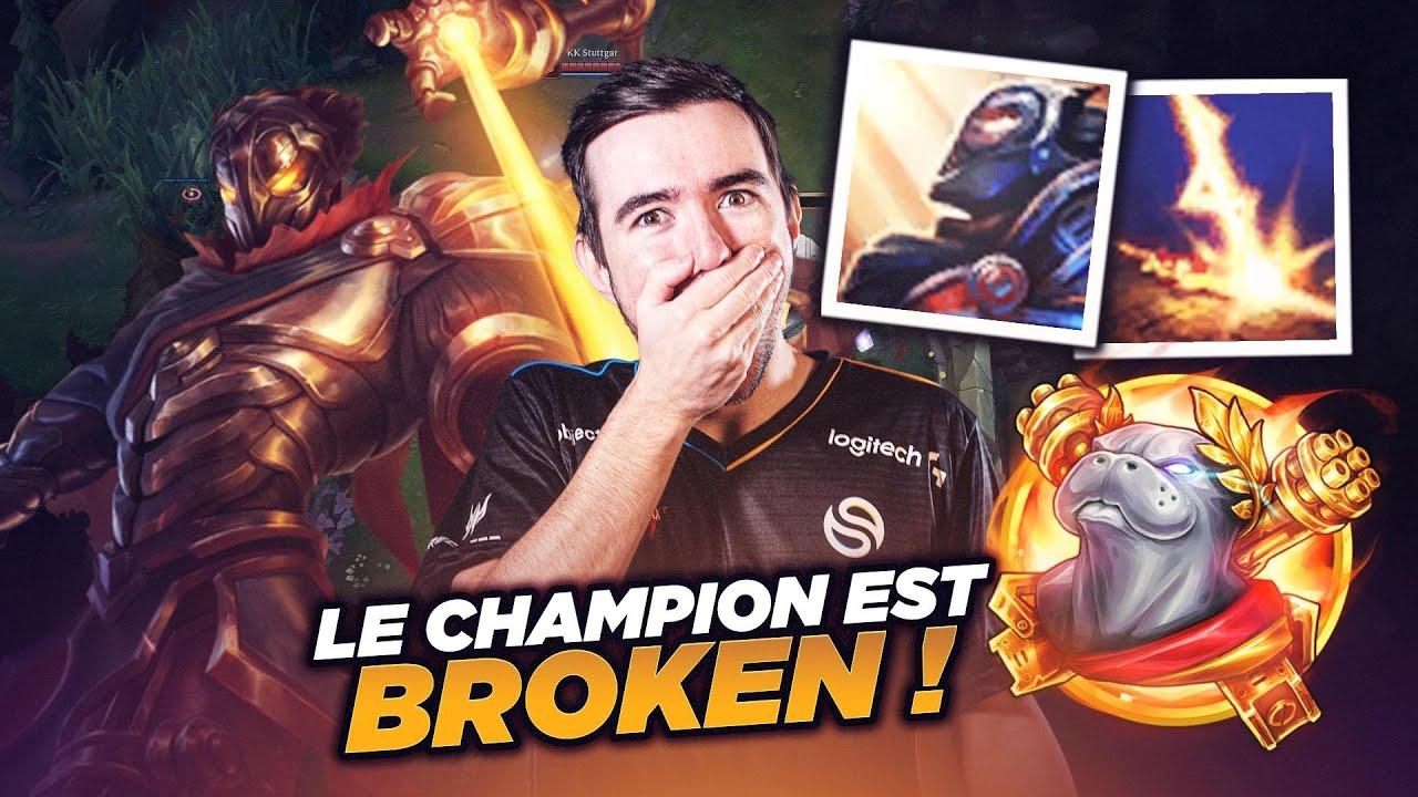 Download VIKTOR LE CHAMPION BROKEN DE L'URF