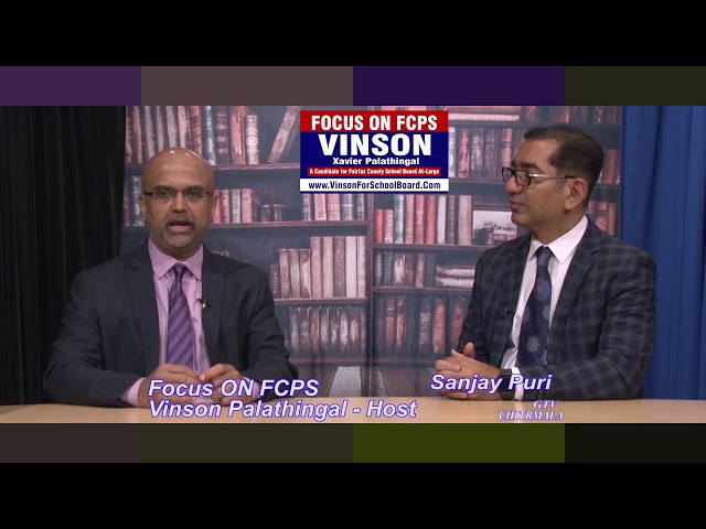 VINSON FOR SCHOOL BOARD  - Chitramala -  22 OCT 2019
