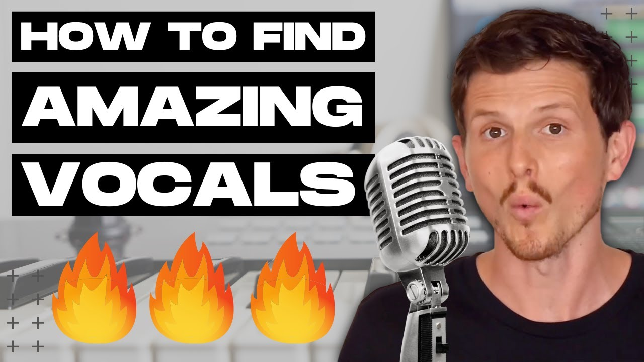 How to find Amazing VOCALS for your Music
