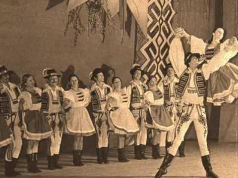 Sága krásy - Slovak folk music. Chvalyv sja mi milyj. Ruthenians - Rusyns.