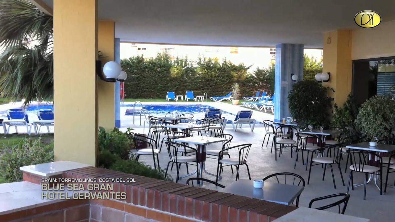Blue sea gran hotel cervantes in torremolinos costa del for Hotel luxury costa del sol torremolinos