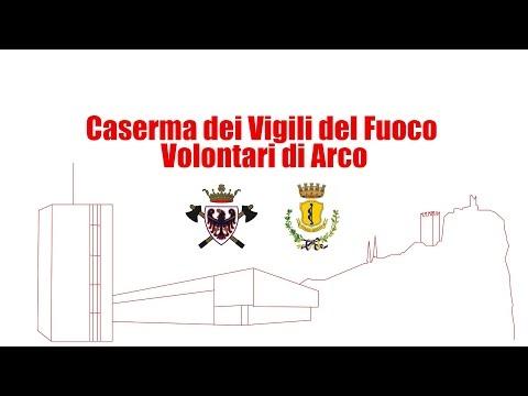Caserma dei Vigili del Fuoco Volontari di Arco Festa di San Floriano 2017