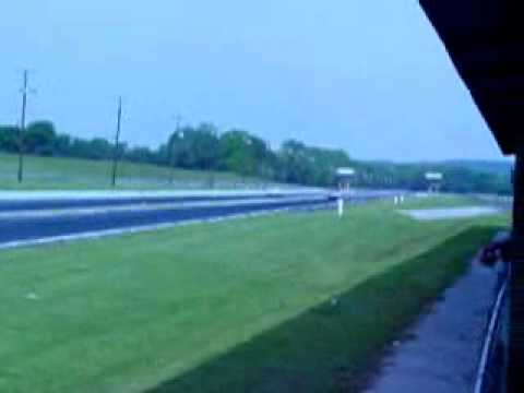 C3 vs C5 at drag strip