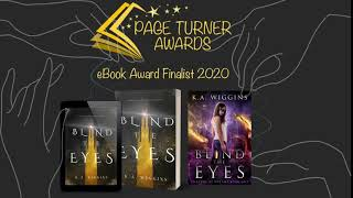 Page Turner Awards Finalist Blind the Eyes