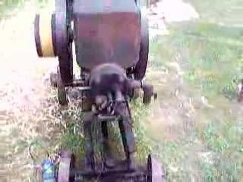 Antique Machines at Work