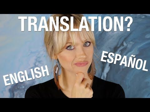 10 English words that DON'T EXIST in Spanish | Superholly