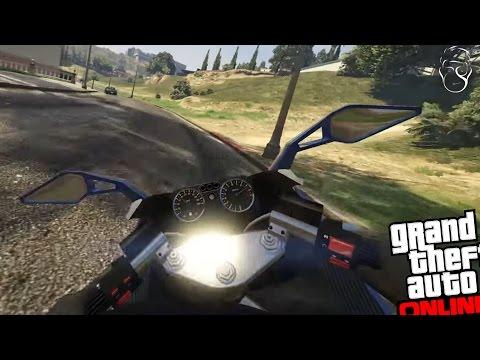 GTA 5 ONLINE | Roleplay cu motocicletele!