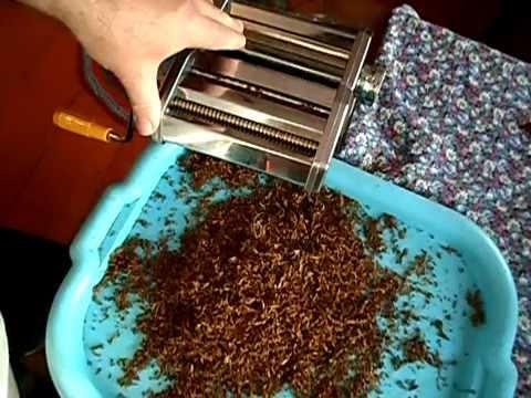 Резка табака своими руками фото 749