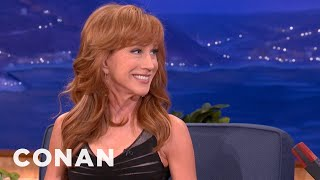 Kathy Griffin: Wearing Diapers Is Totally In Right Now! - CONA…