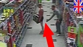 القبض على شاذ يصور أسفل تنانير النساء من ثم اطلاق سراحه لأنه لم يرتكب جرماً