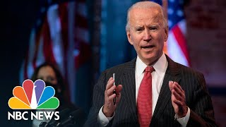 Michigan Votes To Certify Election Results, Declaring Biden Victory | NBC News NOW
