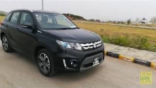 Pak Suzuki Vitara GLX 1.6L CUV: Review | Specs & Features | Urdu