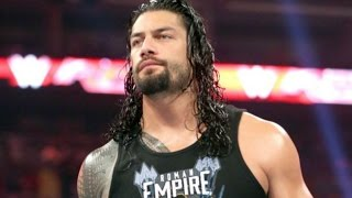 wwe suspends roman reigns what just happened