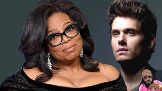 Oprah Winfrey And John Mayer CLAPS The TASTE Out Of A Fans Mouth On IG