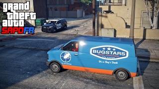 GTA SAPDFR - DOJ 77 - Bugstars Exterminators (Criminal)