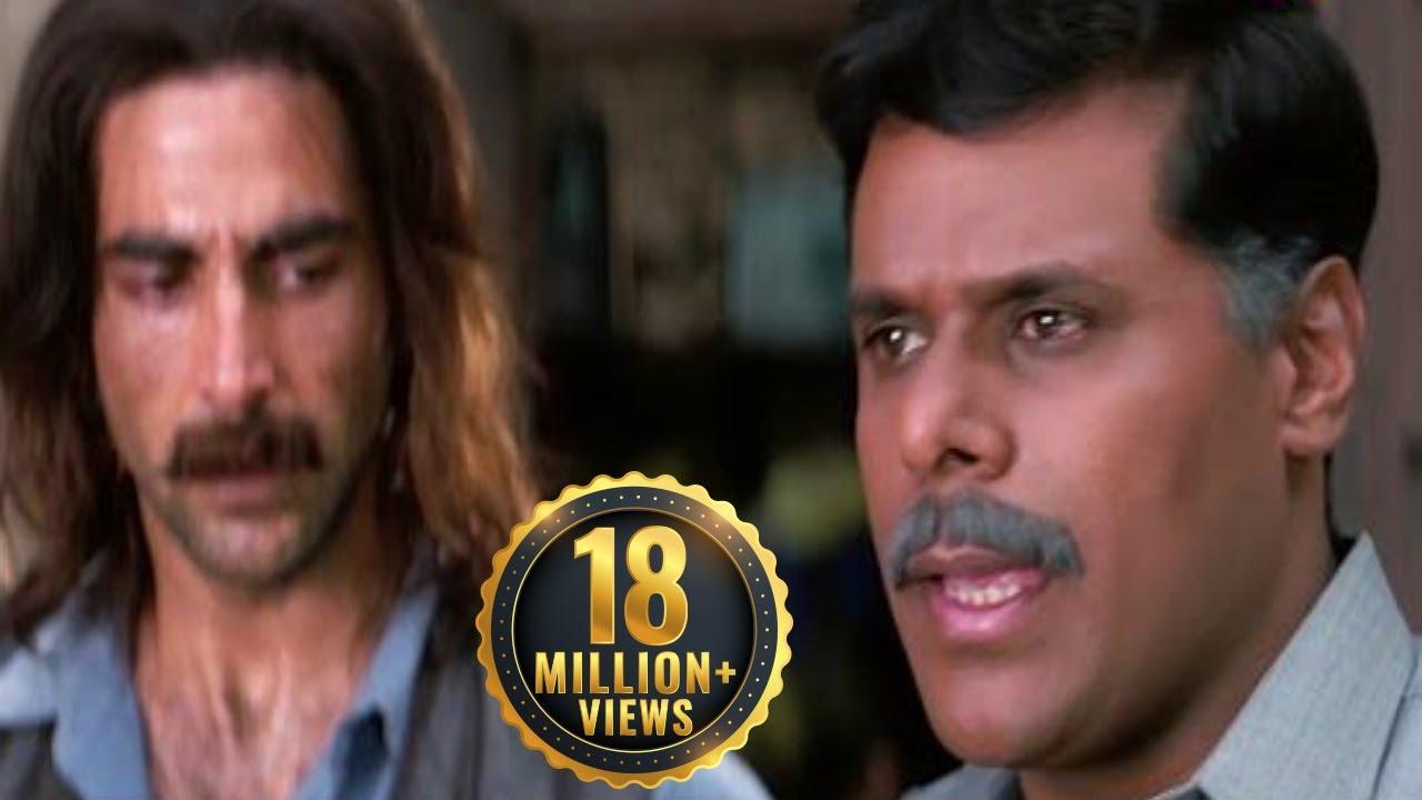 Download कानून ने की मुजरिम की तारीफ   Jaanwar Movie Scene