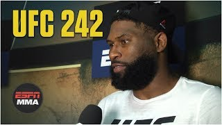Curtis Blaydes: I want to be the next Khabib of heavyweights | UFC 242 | ESPN MMA