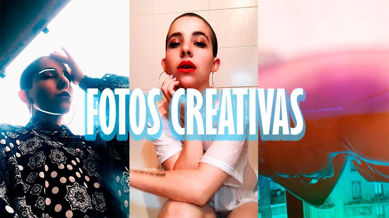 FOTOS CREATIVAS EN CASA | CarlotaVlogs