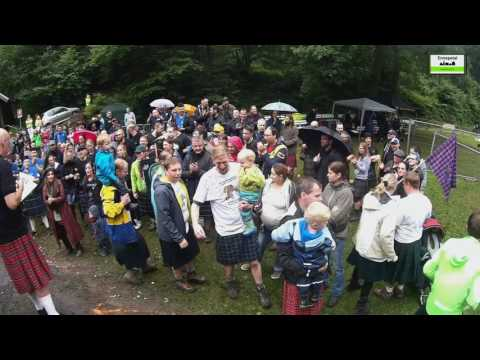 5. Highland Games Ennepetal SIEGEREHRUNG der DAMEN und HERREN Sa.1.07.2017