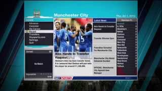 Fifa 11 Manager Mode Preview