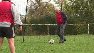 Cantal : à plus de 60 ans, ils se passionnent pour le walking foot