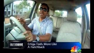 2012 Maruti Ertiga in India first drive