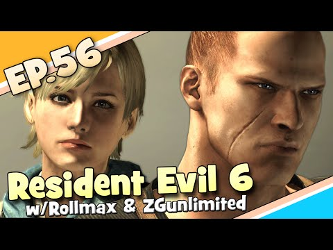 "Resident Evil 6: ""Return of the Backpack"" w/ZGUnlimited EP56"