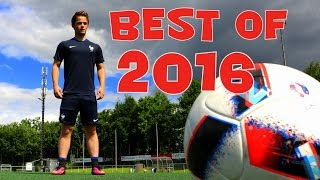 BEST OF 2016 - Knuckleballs and Highlights with Freekickerz