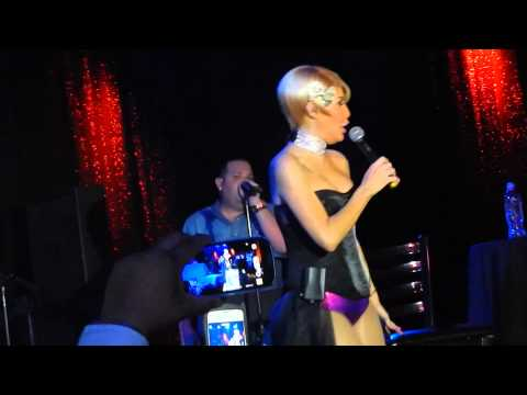 Ivy Queen en vivo! Dime @ Conga Room  Los Angeles, CA