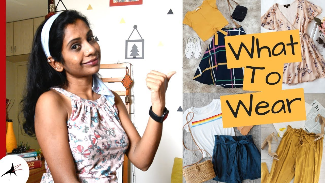 Summer Outfit Ideas 2019 | Arpitharai