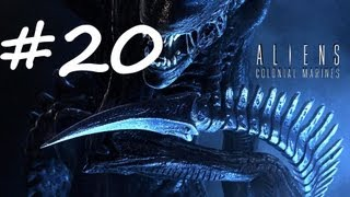 Aliens Colonial Marines - Gameplay Walkthrough - Part 20 (PS3/X360/PC) [HD]