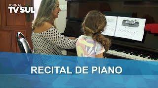 Natal de Luz terá recital de piano na próxima semana