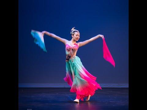 "Dance ""Chinese Phoenix (有凤来仪)"" - Ashley Xu, 2018 桃李杯 DC初赛"