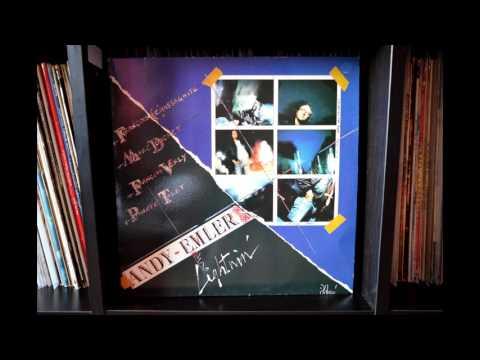 Andy Emler – Lightnin'  (Contemporary Jazz, Fusion , France 1985)