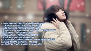 Top 10 Ca Khúc V-POP Hay Nhất Năm 2017