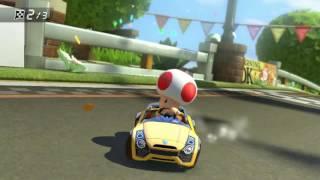 Wii U - Mario Kart 8 - Circuito Mario