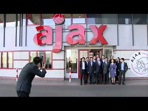 2014 Huawei and Ajax & Amsterdam ArenA partnership 1
