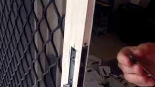 How to remove Whitco Leichhardt lock