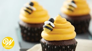 How to Make a Fondant Bee | Wilton