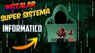 Como Instalar  SUPER SISTEMA EXPERTOS INFORMATICO/ Commando VM