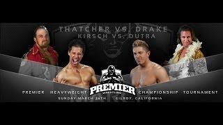 Repeat youtube video PREMIER Championship Tournament: Dave Dutra -vs- A.J. Kirsch (Semi-Finals)
