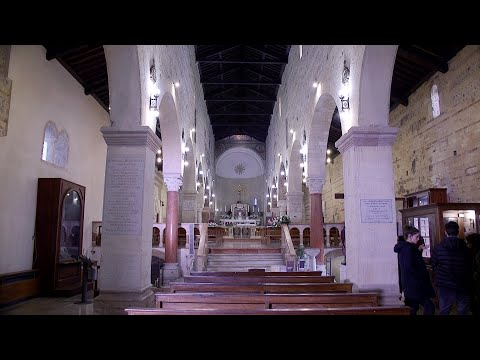 Da Verona a Gerusalemme  -  Chiesa di S. Giovanni in Valle